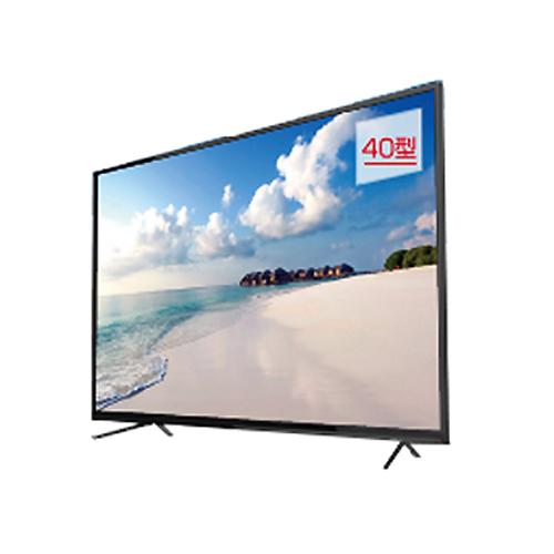40型 地上・BS・110度CSデジタルハイビジョン液晶TV 裏番組録画機能付き|40TVSMM-W