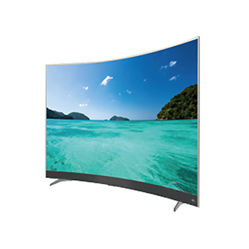 Curved 49型3波HDD裏録対応サウンドBASSテレビ ダブルチューナー搭載|49TVW/49TVWHDCV/ JOY-49VHD184