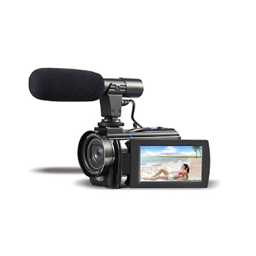 4K 25FPS 30MEGA PIXELSタッチ式IPSパネル CMOSテジタルムー ビー カメラ トラベルセット|4KX50JOY / Z4KX50JOY