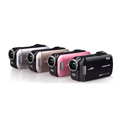 TCL FULLHDデジタルムービーカメラ|D857